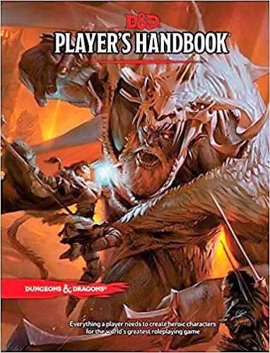 Dnd 5e Player's Handbook PDF